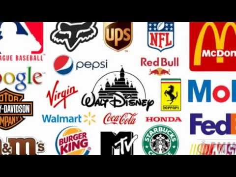 Famous Logos With Hidden Meanings – 2 Minute Marketing #104