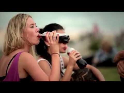 'Share A Coke' campaign  …Coca Cola, a marketing genius!!!