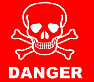 danger housing