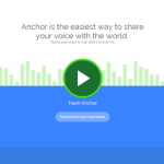 Early Adopters Meet Anchor