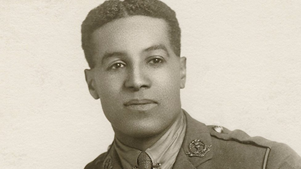 Why the story of the first black footballer and army officer is so sad