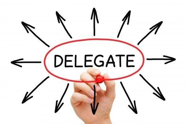 The key to effective delegation