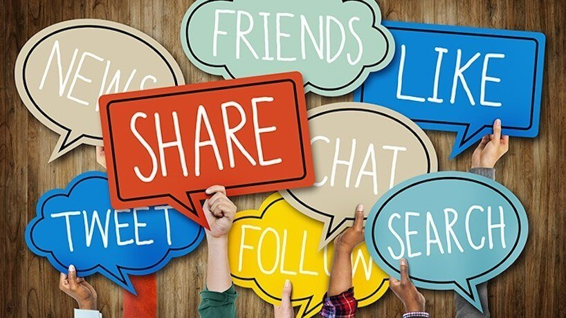 Social media viral