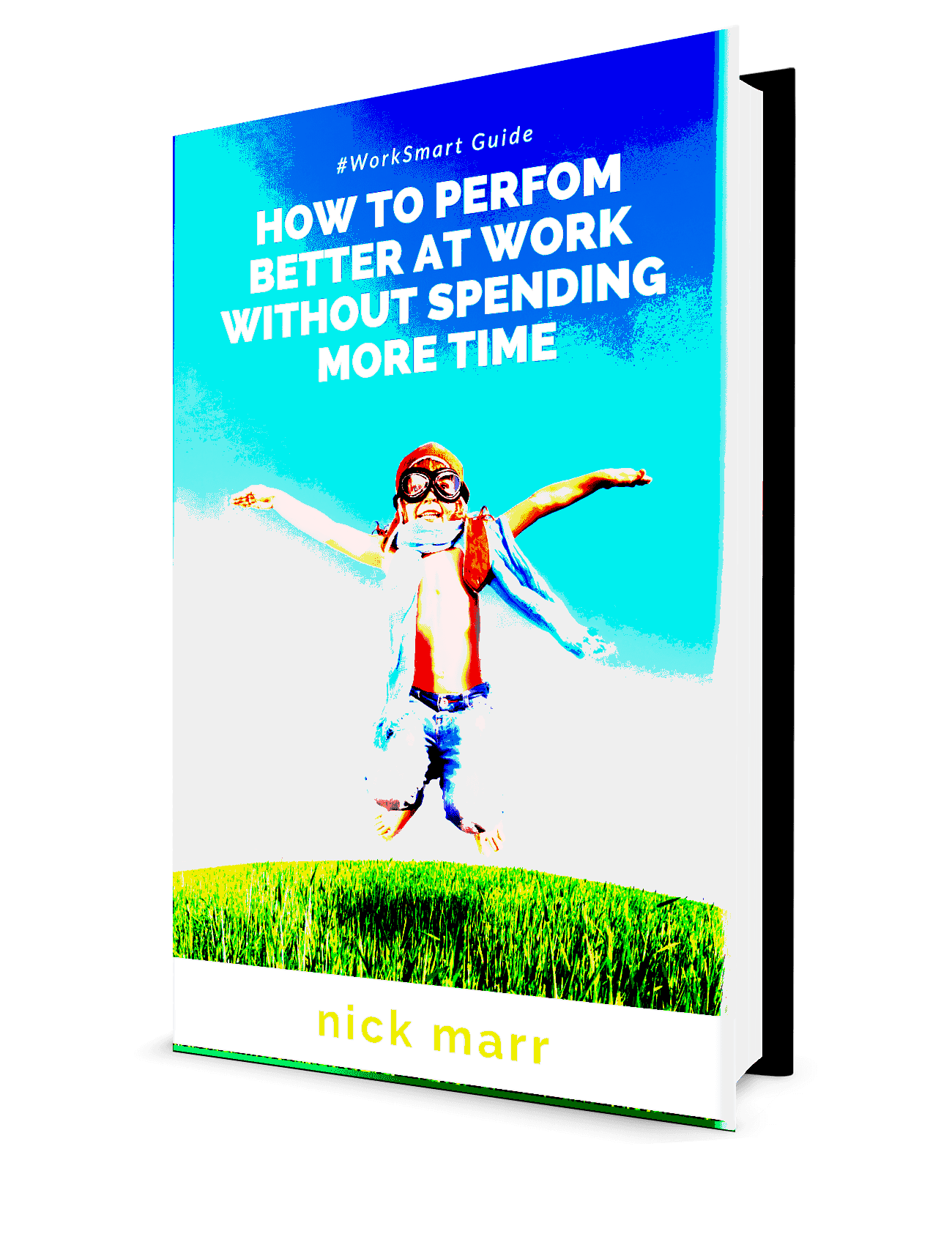 Book by Nick Marr