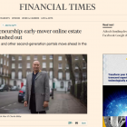 Nick Marr Financial Times