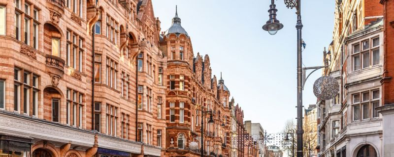 Reshaping Mayfair